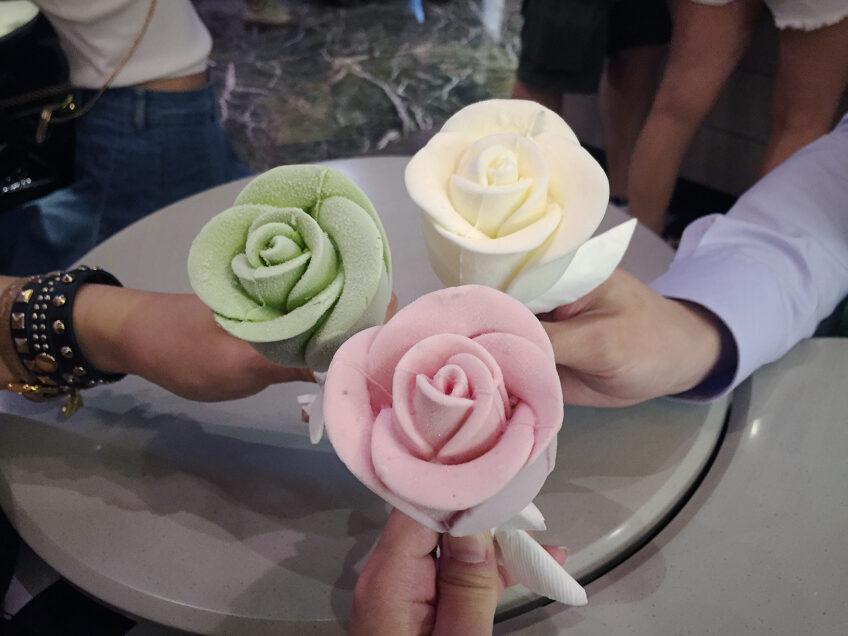 Dim Sum & Roses
